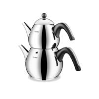 Schafer Tea Chef Büyük Boy Çaydanlık Siyah 2 Lt - 3,35 Lt