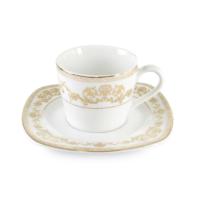 Cutechef Kitchen Porselen Kahve Takımı