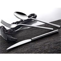 Visuel Elegance Collection Masal 48 Parça Çatal Kaşık Bıçak Seti ÇKB (3 Mm. Kalınlık)