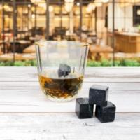 Joy Glass 3'Lü Dıana Gold Viski Bardağı
