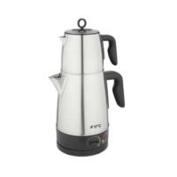 King K 319 1.8L 2200W Paslanmaz Çelik Çay Makinesi