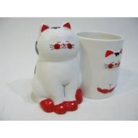 Çapkin Kediler Set Üstü Kaşıklık