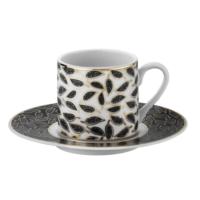 Kütahya Porselen Rüya 7749122 Desen Kahve Fincan Takımı