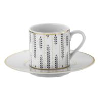 Kütahya Porselen Rüya 7723 Desen Kahve Fincan Takımı