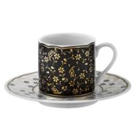 Kütahya Porselen Rüya 7741122 Desen Kahve Fincan Takımı