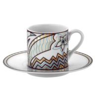 Kütahya Porselen Rüya 9063 Desen Kahve Fincan Takımı