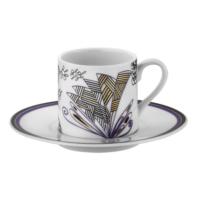 Kütahya Porselen Rüya 9230 Desen Kahve Fincan Takımı