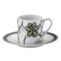 Kütahya Porselen Rüya 9231 Desen Kahve Fincan Takımı