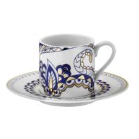 Kütahya Porselen Rüya 9235 Desen Kahve Fincan Takımı