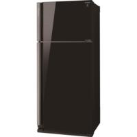 Sharp SJ-XP700G-BK Premium Cam Siyah No-Frost Buzdolabı