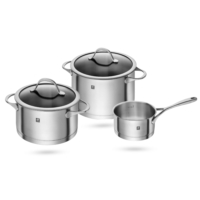 Essence Cookware Set 3 Parça