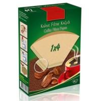 Caffeo 3 Adet 80'li Filtre Kahve Kağıdı 1 x 4