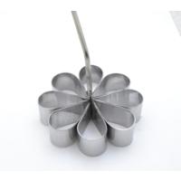 Nar Yeni Çiçek Modeli Demir Tatlısı Kalıbı