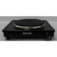 Bexel Bp-10 Tek Göz Elektrikli Ocak Siyah