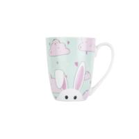 Tantitoni Porselen Mınt Cloudy Rabbit Kupa