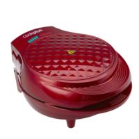 Cookplus Dual Granit Waffle Makinesi Kırmızı