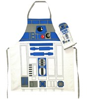 Sd Toys Star Wars: R2-D2 Apron And Oven Glove Önlük Seti