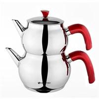 Esse Rosso Çaydanlık Büyük