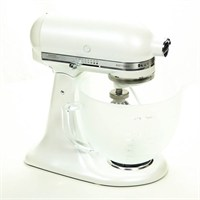 Kitchenaid Artisan Mutfak Şefi İnci Beyaz