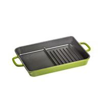 Hecha Grill Plate Hybrid Yeşil 27X33