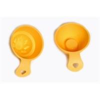 Atadan 2 Li Düz-Yıldızlı Pilav Tatlı Kalıbı-Sarı
