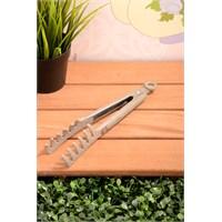Paşahome Çelik Saplı Lüx Slikon Salata Ve Makarna Maşası
