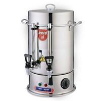 Reis R22-80 Bardak Çelik Çay Makinesi (Çelik Musluk)