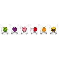 Smiley 54598 6Lı Bardak Seti