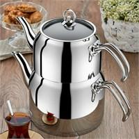 Taç Grosso Aile Boyu Çaydanlık