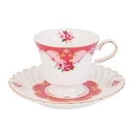 Taç Royal Fancy 6Lı Çay Fincan Takımı