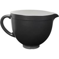 Kitchenaid Ceramic Bowl Matte Black