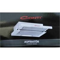 Conti Aspiratör Çift Motor Çift Filtre 104