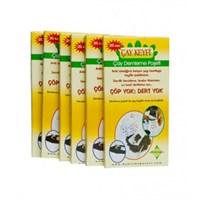 Çay Keyfi Ev Tipi Çay Demleme Poşeti 5'Li Paket 125 Adet