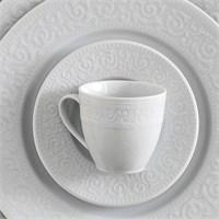 Kütahya Porselen Açelya 42 Parça Kahvaltı Takımı