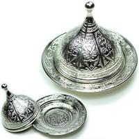 Hepsi Dahice Ottoman Stil Lokum Kabı (Büyük)