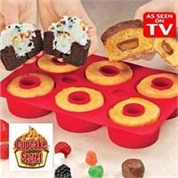 Uygun Cupcake Secret Kek Kalıbı