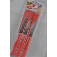 Cooker Paslanmaz Çelik 6 Lı Meyve Bıçağı (GS039C-6)