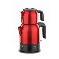 Korkmaz A359-05 Demkolik Elektrikli Çay Makinası Kırmızı