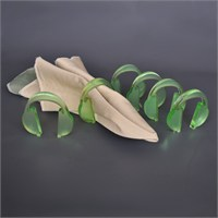 Dekorjinal Dekoratif Peçetelik Pct03 Yeşil