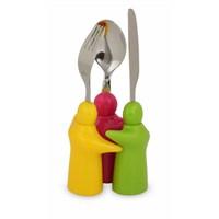 Evoks Hug Çatal Kaşık Bıçak Set
