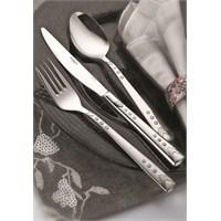 Erdem Çeşme Saten Yemek Bıçak 3'lü Blister
