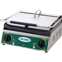 Silver 12 Dilim Elektrikli Tost Makinesi