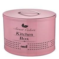 Neva N2289 Sweet Kitchen Saklama Kabı-Pembe