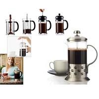 Uygun French Press Süzgeçli Çay Ve Kahve Kupası