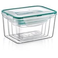 Home Design Derin Dikdörtgen Freshbox 4'Lü Set(220-225-230-235)