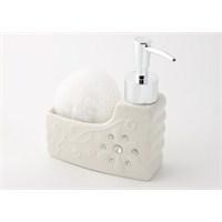 Angel Seramik Sıvı Sabunluk JRB351