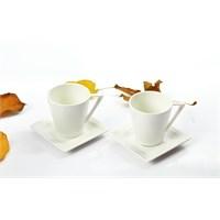 Yargıcı Porselen Kahve Fincanı Setimi Yapıyorum-W