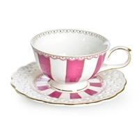 LoveQ 2'Li Porselen Çay Seti