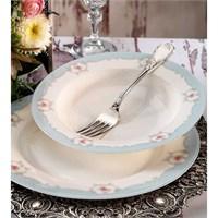 Aryıldız 70014 Prestige Bone Porselen 29 Parça Yemek Takımı