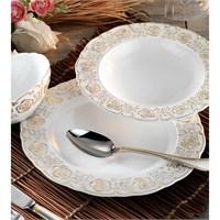 Aryıldız Ar60005 84 Parça Porselen Yemek Takımı